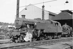 42441 (Gricerman) Tags: stanier class4 264t 42441 birkenhead birkenheadshed steam steambr steammidland midland midlandsteam midlandsteambr br britishrailways brsteam brmidland lms