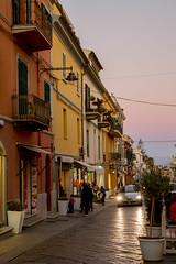Olbia, Corso Umberto I (jan.stefka) Tags: olbia street italie italy canoneos7d 2016 evening sardegna sardinie