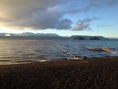 IMG_0252 (Benjamin Farias) Tags: licanray lago calafquen playa puestadesol