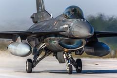 'Intake Vortex' F-16C Block 52, 'Ghost' 337 Sqn (www.frontlineaviation.co.uk) Tags: frontlineaviation rf4e phantom 348trs eyes eyesoflarissa 337sqn f16d f16c block52 fightingfalcon ghost hellenicairforce larissa thessaly greece canon 5d3 5diii chrisheal stevecooke 110 combat wing