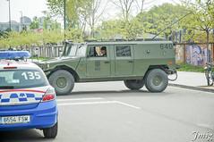 Hummer002 (jmig1) Tags: zaragoza nikon d70 hummer coche militar ejercito