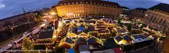 Kieler Weihnachtsmarkt auf dem Rathausplatz (caulius) Tags: kiel weihnachtsmarkt schleswigholstein rathausplatz