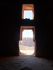 Binnenkant van de Tombes