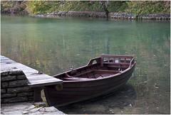 0332-PRIMERA FOTO EN LOS LAGOS DE PLIVITCE (Croacia) (-MARCO POLO--) Tags: rincones barcas lagos parques naturaleza