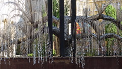 L'arbre de vie, Grande Synagogue de Budapest (Sylvain Mnard) Tags: 2016 aot august budapest geo:lat=4749663307 geo:lon=1906072638 grandesynagogue geotagged hongrie hun hungary arbredevie synagogue treeoflife aot
