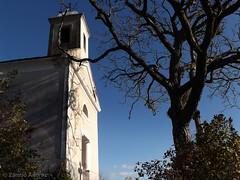 Saint Donat Chapel on Csobánc hill (andraszambo) Tags: hill vineyard holy saint donát chapel church kápolna szőlőhegy szent templom architecture építészét folkarchitecture folk rural vidék tapolcabasin tapolcaimedence hungary magyarország ungarn outdoor