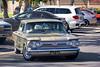 1962 Chevrolet Corvair 700 4-door sedan in Autumn Gold (Pat Durkin OC) Tags: 1962chevrolet corvair 700 4doorsedan autumngold