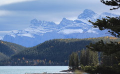 IMG_9456 (ctmarie3) Tags: banffnationalpark lakeminnewanka stewartcanyon trail