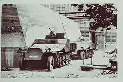 #Armored motor car (SdKfz 251) before the Senate-house casemate. Full album in comments. (Paris Libéré, 1944) [2000x1333] #history #retro #vintage #dh #HistoryPorn http://ift.tt/2eUFz82 (Histolines) Tags: histolines history timeline retro vinatage armored motor car sdkfz 251 before senatehouse casemate full album comments paris libéré 1944 2000x1333 vintage dh historyporn httpifttt2eufz82