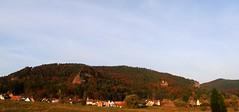 notre village en Automne avec ce  rayon de soleil ! (jeanpierrefrey) Tags: obersteinbach vosgesdunord