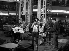 Ben Lee Quintet. 11th Nov. '16. Jazzlines. Symphony Hall. P1570279 (Imagine Bill) Tags: birminghamjazz symphonyhall symphonyhallbirmingham benleequintet benlee chrisyoung jazzlines davidferris