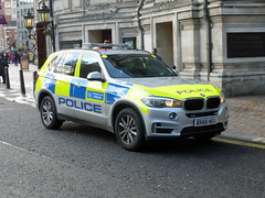BX66HEU (Emergency_Vehicles) Tags: bx66heu metropolitan police lbp london