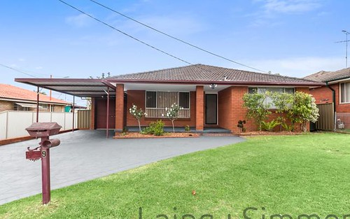 9 Farrell Road, Bass Hill NSW 2197