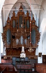 The Organ of Aegidienkirche, Lbeck, Germany (Philinflash) Tags: 2016 church churchinteriors europe germany organ orgel otherkeywords places lbeck