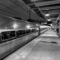 Amtrak Train (sfPhotocraft) Tags: amtrak trenton newjersey trainstation train