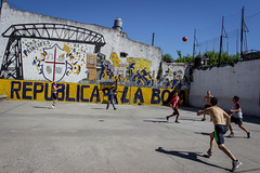 Barrio La Boca (Lukas Osses Codelia) Tags: argentina bocajuniors boca caminito cancha dia ventas frutas verduras la 12 ambulante tango tacos baile pelota fultbol macri