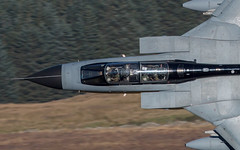 MARHAM 33 (Newage2) Tags: raf gr4 tornado zg771 marham wales lowlevel jet lfa7 bwlch marham33