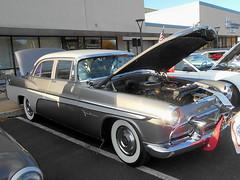 1956 DeSoto Firedome (splattergraphics) Tags: 1956 desoto firedome hemi mopar carshow eastpennmodifiers telfordpa