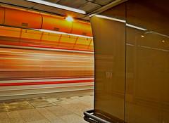 Jinonice (petrjelinek1234) Tags: subway metro dpp focení photography praha prague praga prag stanice 8171m škoda