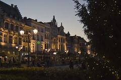 Kerstverlichting ontbranden - 11 (Mechelen op zijn Best) Tags: kerstverlichting mechelen ledverlichting kerstmis blog lichtelement shopping winkelen bruul stadhuis grotemarkt botermarkt