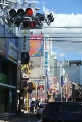 nagoya16113 (tanayan) Tags: town urban cityscape aichi nagoya japan nikon j1    road street alley osu shopping