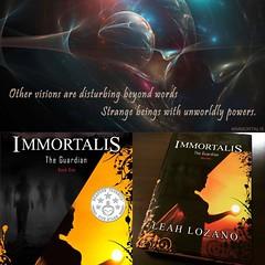 #IMMORTALIS SO glad I found this hidden treasure. WOW! #ReadersROCK  https://www.amazon.com/author/leahlozano  #Epic #Fantasy #scifi #paranormal #Romance #Action #Adventure #Supernatural #fairytale #comics #novel #series #Tween #YA #NewAdult #Adult (leahlozano.author) Tags: immortalis readersrock epic fantasy scifi paranormal romance action adventure supernatural fairytale comics novel series tween ya newadult adult