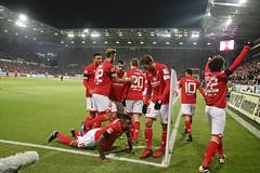 _C5A5093_1 (1fsvmainz05) Tags: 1fussballbundesliga opelarena profis mainz05 bayernmünchen saison201617 jubel tor torjubel