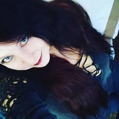 Pre-Concert Selfie (Jules (Instagram = @photo_vamp)) Tags: selfie selfportrait preconcert me justme chickwithink tattooedchick