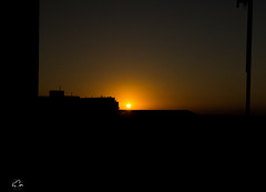 Contraluz (Abel Dorador) Tags: sun sol antofagasta atardecer sunset noviembre november 2811 month naranjo orange is new black cielo sky canon t3i 1750 28 tamron afta chile america pic day primavera spring break