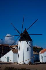 Spain (Bob Bain1) Tags: windmill spain travel murcia loscuarteros marmenor canoneos lopagan building architecture