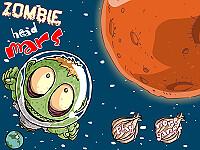 殭屍頭上火星(Zombie Head Mars)