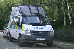 AD57 HFF (S11 AUN) Tags: ford public order pov south yorkshire police transit vehicle psu demonstrator syp ad57hff