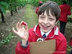 School Orchard06GfLScotland (Learning through Landscapes) Tags: fruit for orchard learning schools grounds fruitful gfl