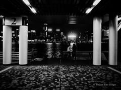 2Two (Meljoe San Diego) Tags: bw hongkong grain streetphotography gritty snap ricoh grd4 grdiv