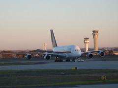 Melbourne Airport 26 June 2013 (dok1969) Tags: emirates a380 qantas a330 737 cathaypacific singaporeairlines malaysiaairlines melbourneairport garudaindonesia airasiax virginaustralia