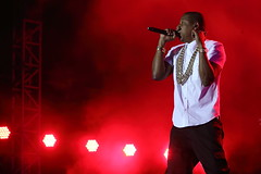 Jay Z @ Yahoo Wireless Festival