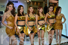 Bangkok International Auto Salon 2013
