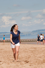 Nollaig (Daveybot) Tags: sport touch portobello nollaig touchrugby in2touch beachtouch