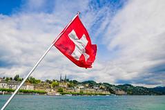 Swiss Flag (Khairul Abdullah) Tags: venice italy milan verona lostintranslation monza