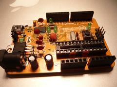Not mine (indiamos) Tags: electronics circuitboard freeduino