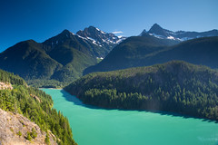 Lookout point (Afflicter) Tags: usa mountains choir northcascades pedavoces
