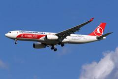 A330-3.TC-JNI (Airliners) Tags: iad 330 airbus turkish a330 airbus330 turkishairlines 8413 a3303 specialcs tcjni olympics2020