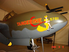 "P-38L Tangerine (1) • <a style=""font-size:0.8em;"" href=""http://www.flickr.com/photos/81723459@N04/9490163332/"" target=""_blank"">View on Flickr</a>"