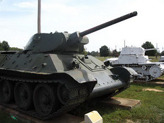 "T-34 76 Model 1941 (1) • <a style=""font-size:0.8em;"" href=""http://www.flickr.com/photos/81723459@N04/9515708020/"" target=""_blank"">View on Flickr</a>"