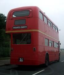 1961 AEC Routemaster Double Decker Bus RML893 WLT893 (Stuart Axe) Tags: routemaster wlt893 bus buses aecroutemaster aec london red redbus londonbus londonbuscompany rml893 1961 privateparty preserved omnibus unitedkingdom gb greatbritain associatedequipmentcompany