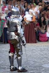 Uomo d'arme (bisont19) Tags: sword knight spada cavaliere mondaino rievocazione paliodelodaino spadaepugnaledearimino