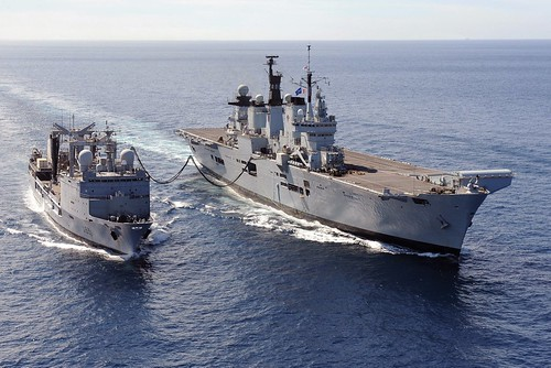 uk france french ship military free hampshire aerial equipment international portsmouth british aircraftcarrier defense partnership ras carrier defence joint atsea cvs illustrious cooperation royalnavy hmsillustrious replenishmentatsea invincibleclass fssomme