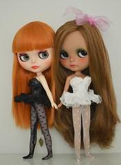 Natasha and LiLy