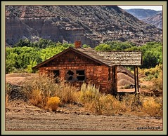Utah Use t Be (the Gallopping Geezer 3.6 million + views....) Tags: county building abandoned rural canon utah closed decay johnson structure faded vacant worn ghosttown 2008 deserted decayed grafton tonemap reprocessed geeezer
