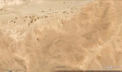 Morocco 16 (extramatic) Tags: moon sahara rock ancient horus mound googleearth formations rockformations hathor earthworks geoglyphs saharadesert seax ancientearthworks
